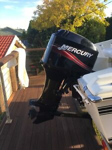 Mercury 50hp Outboard Motor