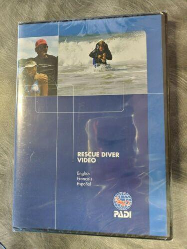 PADI Rescue Diver DVD (Version 3.0)