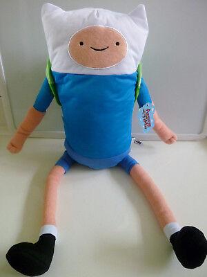 24  Adventure Time Finn The Human Plush Cartoon Network Stuffed Animal Doll