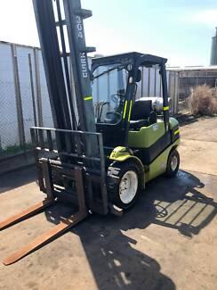 3.5 Tonne Forklift Ulverstone Central Coast Preview