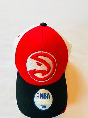 NBA Kids Atlanta Hawks Youth Adjustable Hat with Shirt Combo, Size XL