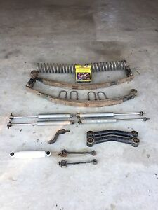 Rough Country lift kit for jeep cherokee