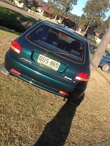 Manual Proton Satria GLi... Cheap and Reliable!!! Hamlyn Terrace Wyong Area Preview