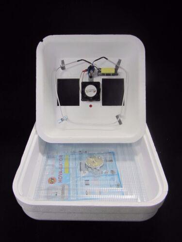 REFURB | 1602N HovaBator Egg Incubator w Circulated Air Fan Kit Installed |RG