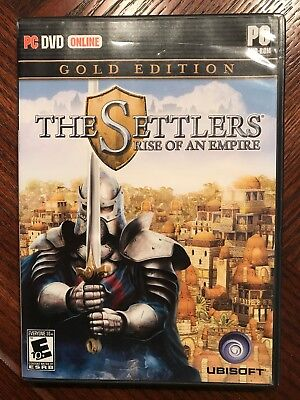 The Settlers VI: Rise of an Empire - PC by Ubisoft GOLD EDITION RATED E