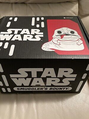 FUNKO STAR WARS SMUGGLER'S BOUNTY JABBA'S PALACE BOX W/ EXCLUSIVE R2-D2 POP!