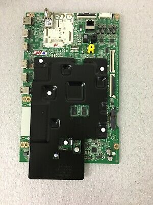 EBT66120801 LG 55SM9000PUA MAIN BOARD# EBT66120801