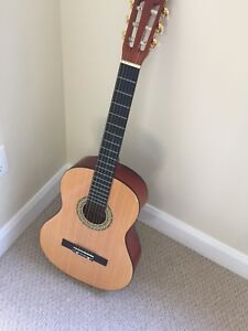 Used classical guitar