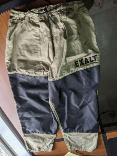 Exalt Throwback Paintball Pants Large