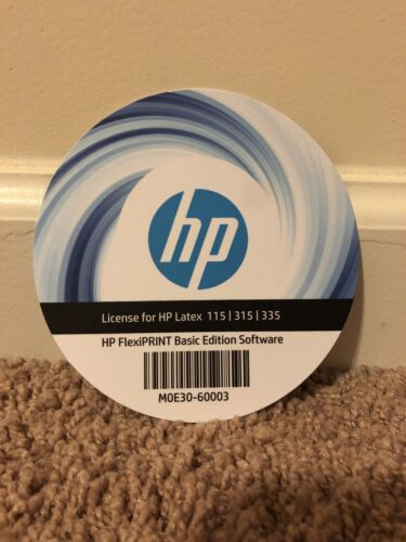 Hp FlexiPrint Basic Edition Software SAI Cloud software