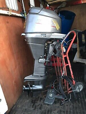 Tohatsu Outboard 25 Hp Long Shaft Electric Start  On Remotes