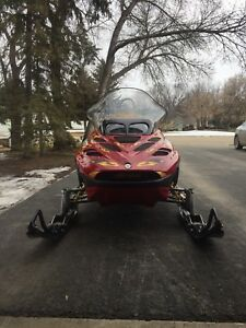 MINT!!! 2002 Skidoo Renegade 600