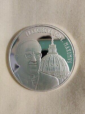 POPE FRANCIS Visits 9//11 Memorial REMEMBRANCE PRAYER JFK Half Dollar 2-Coin Set