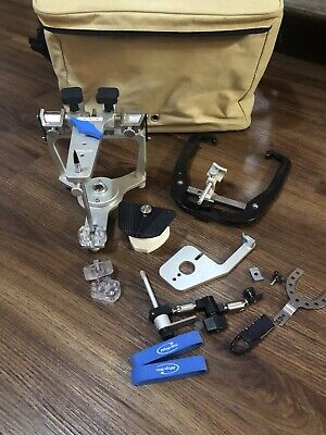 Whipmix 2220q Model Articulator Dental Equipment Lab With Quickmount Facebow