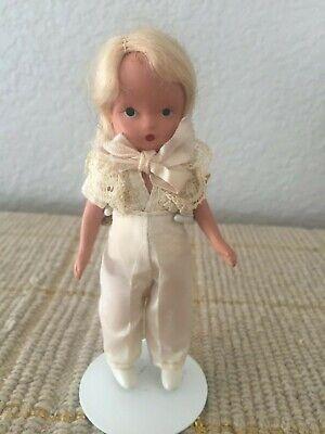 Vintage Nancy Ann Storybook Dolls ~ #84 Ring Bearer 4.5