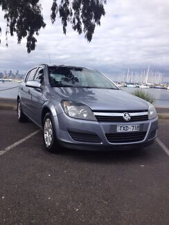 Holden Astra ah with low kms rego & rwc