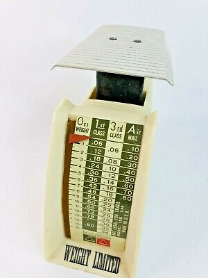 Small Hanson Weight Limited Postage Scale