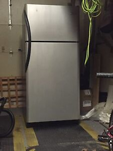 Stainless no finger print Fridge