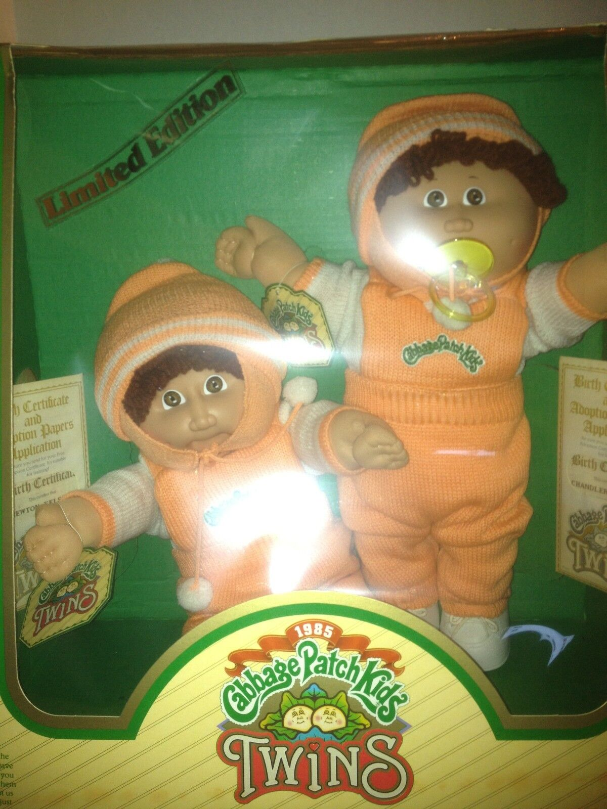 Amazoncom: 1985 Cabbage Patch Kids: Toys Games