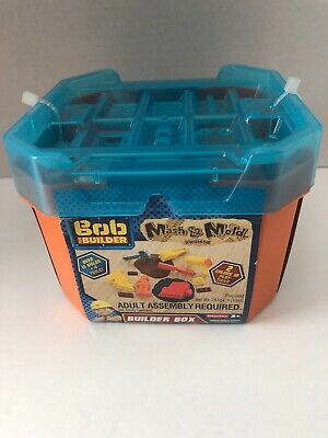 Bob The Builder Costume (Bob the Builder Mash & Mould Builder Box. Fisher-Price. Shipping is)