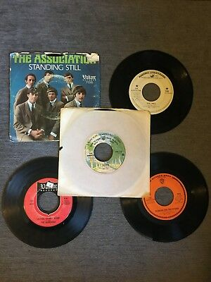 The Association Band 45 Records