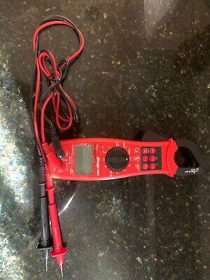 Snap-on Digital Clamp On Meter Eedm575d