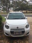 Suzuki Alto Hatch Gl 2011 5 speed manual, just over 20,000kms, Shoalwater Rockingham Area Preview