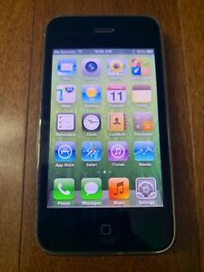 Black iPhone 3 for sale
