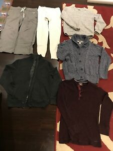 Men's size small Lot