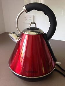 As new Trent &Steele red kettle Cremorne North Sydney Area Preview