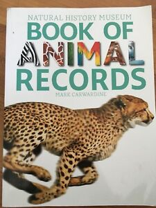 Book of animal records