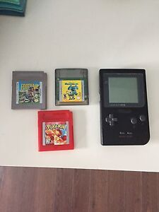 I have a gameboy pocket with 3 games