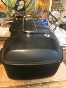 2012 Harley Quick Release Beer Box and Docking Kit