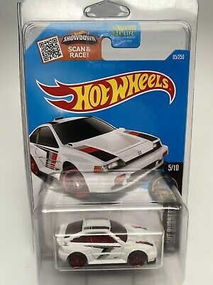 hot wheels 1985 honda cr-x Tampo Error Variation Rare Super Cool 🔥
