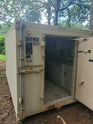 12 Aluminum Electrical Maintenance Container