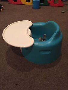 Bumbo seat with table Kirrawee Sutherland Area Preview