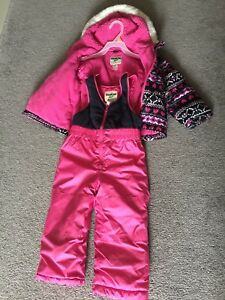 61389aa820c2f Snowsuit for rooster girl