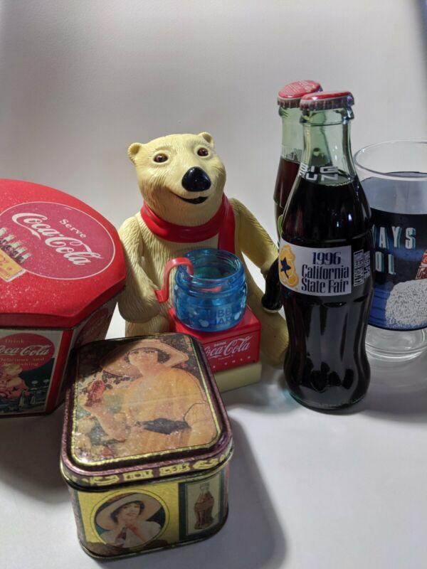 Vintage Coca Cola lot