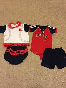 Boston Red Sox outfits