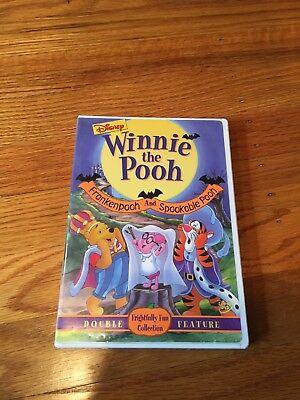 Winnie The Pooh Halloween Movies (WINNIE THE POOH FRANKENPOOH DVD)