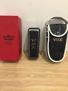 v847 wah pedal