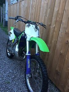 Kx 125 for sale