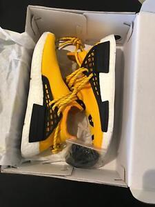 Adidas PW Human Race NMD - Yellow - US7