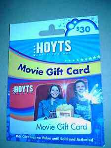 $30 Hoyts Movie Gift Card Forest Lake Brisbane South West Preview