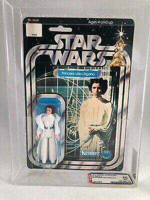 Star Wars Princess Leia Organa Afa Graded 85 (85/90/85) 1978 20 Back A offerless