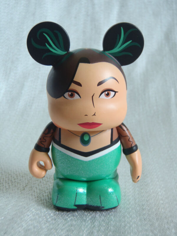Disney Vinylmation Wizard of Oz Great & Powerful Series EVANORA Wicked Witch 3""