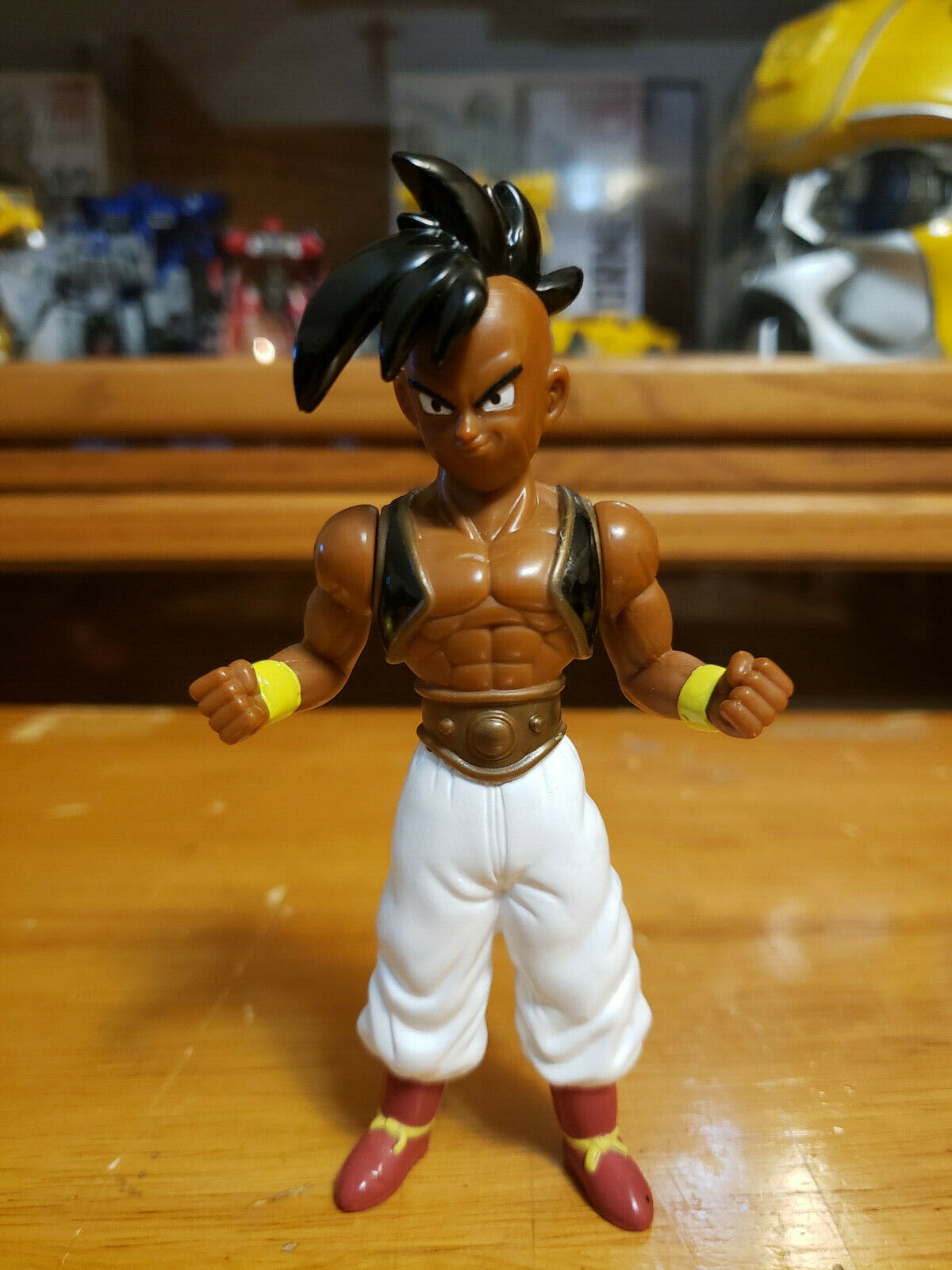 Character:GT Uub Vol 36:BANDAI Dragonball Z  and Dragon Ball GT super battle collection AB Toys & Irwin