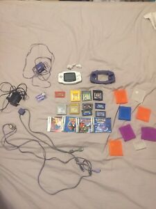 Gameboy Advance, Games and more!