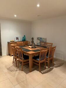 8 Seater Dining Setting **URGENT SALE**