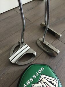 Golf clubs putters Odyssey